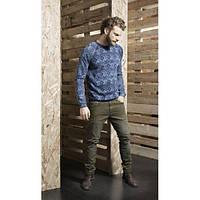 Мужские джинсы в цвете хаки Solid Johnny Stretch Хаки в размере W31/L32