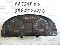 Панель приборов Пассат Б5, Passat B5 1.9TDI АКПП 3B0920802G