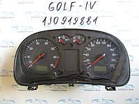 Панель приборов Гольф 4, Golf 4 1J0919881