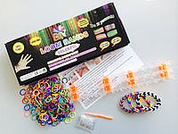 Colorful loom bands 600 резинок