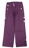 Брюки Naturalna Harmonia 2 Фиолетовые