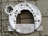 Картер маховика на СМД-15 под стартер (алюминий)