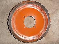 Колесо на зернометатель обрезиненое малое