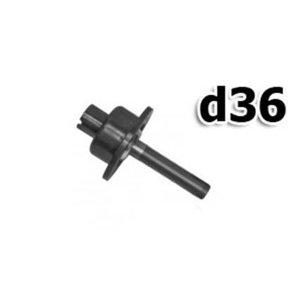 Вал резьбовой для CB910GB BRIGHT и BEST W61-W62 (d36), фото 2