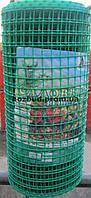 Садовая сетка пластиковая (решетка) 1*20м. ячейка 20*20