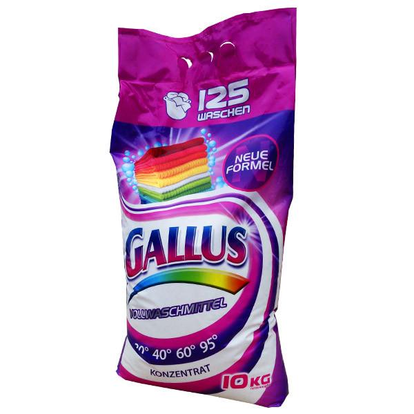 Стиральный порошок универсальный Gallus 10 кг.