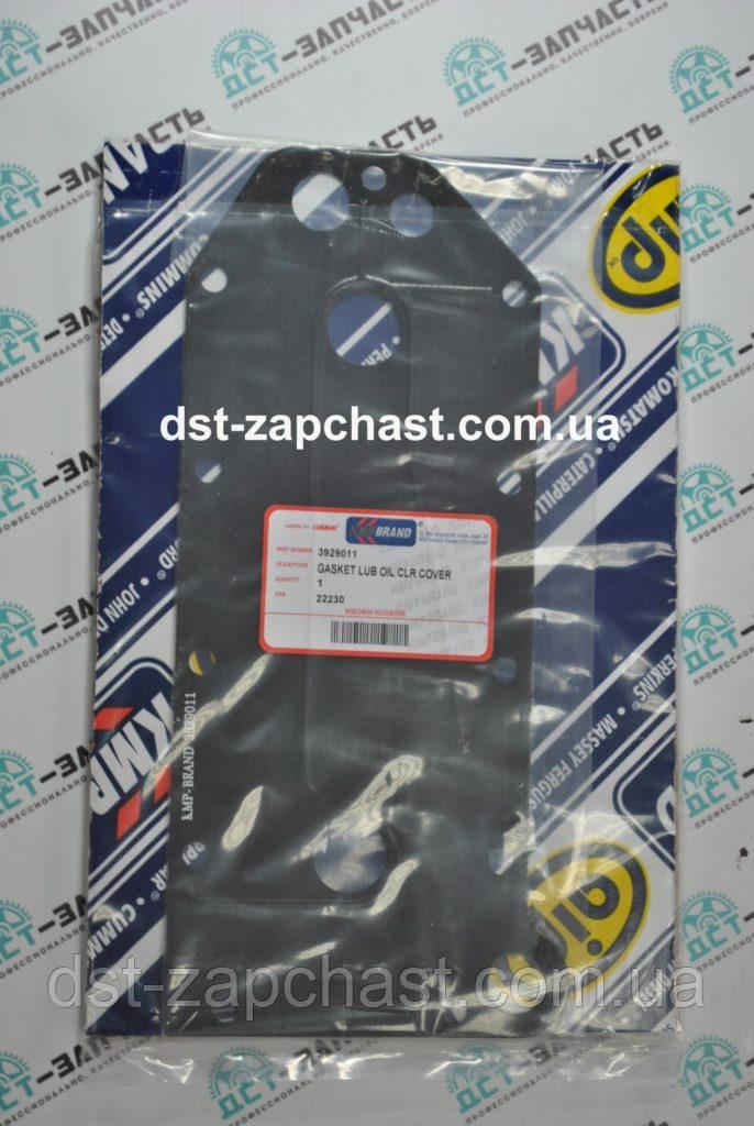 Прокладка крышки маслоохладителя QSC8.3 3929011/3918332/J918332/J929011
