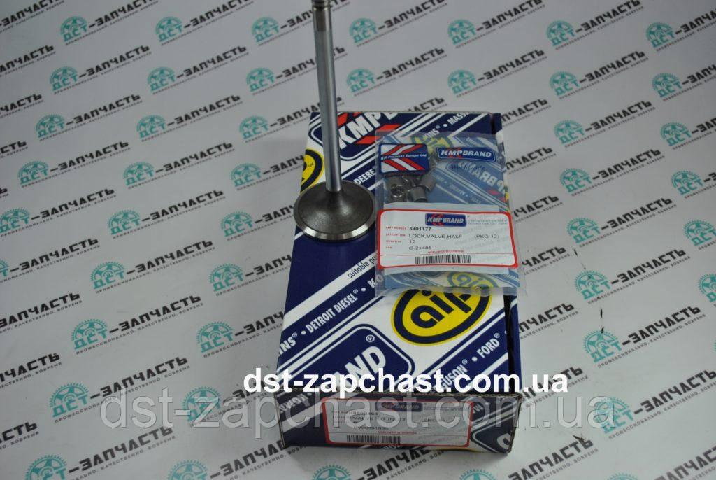Клапан выпускной для двигателя Cummins серии 6C, 6CT, 6CTA 3802085, 3902254, 3921444