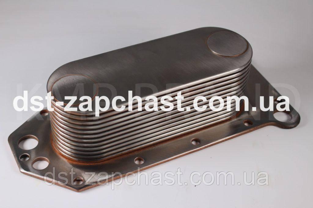 Радиатор масляный на двигатель Cummins 6C, 6CT, 6CTA 3906296/3918175/3943539