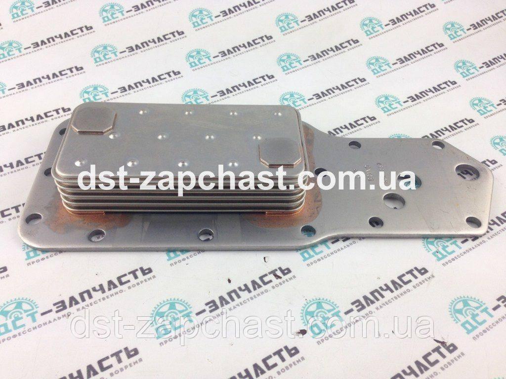 Радиатор масляный на двигатель Cummins 6B, 6BT, 6BTA 3902372/3902434/3903375/3911940/3918293