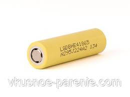 Аккумулятор 18650 LG HE4 2500 mAh 20 А