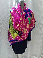 Платок в стиле Louis Vuitton цветной