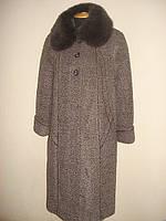 Зимнее пальто с мехом., фото 1