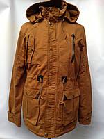 Мужская куртка парка весенняя