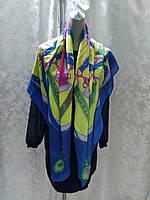 Платок шаль женский в стиле бренда шерсть цветной