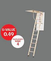 """Чердачная лестница VELTA модель NLL 7630 """"Премиум"""""""