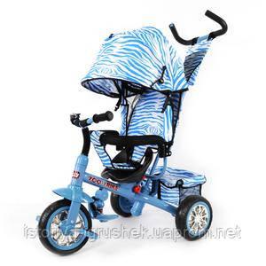 Детский трехколесный велосипед Zoo-Trike 8 расцветок BT-TC-0005