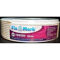 Коаксиальный кабель FinMark F690BV White (100 м.)