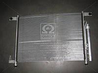 Конденсатор кондиционера CHEVROLET AVEO 1.5 (пр-во PARTS-MALL), PXNCC-019