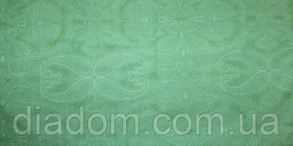 Зеленная с узором