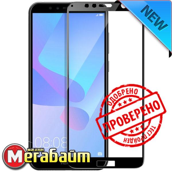 Защитное стекло T-PHOX Glass Screen For Huawei Y6 2018 Prime Black