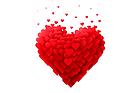 Фотозоны на День Влюбленных