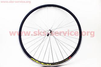 """Переднє колесо на велосипед 28"""" MTB """"крапля"""" обід і втулка алюмінієві у зборі, крепл. ексцентрик"""