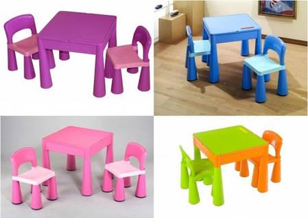 Оригинал. Комплект стол и стулья TEGA MAMUT , фото 2