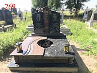 Памятник двойной из гранита, фото 1
