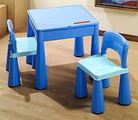 Оригинал. Комплект стол и стулья TEGA MAMUT