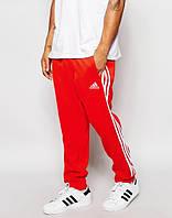 Спортивные брюки мужские ADIDAS  на резинке манжет