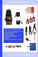 НЭР-101П (21 предмет) набор инструментов электромонтажника