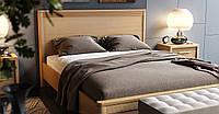 Кровать Модест 160 Прайм Мебус, фото 1