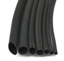 Термозбіжна трубка з клейовим шаром 3: 1 HST-AL-3-1 3,2 / 1 Чорний, фото 2