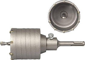 Коронка по бетону 80 мм  SDS PLUS. MTX 70331