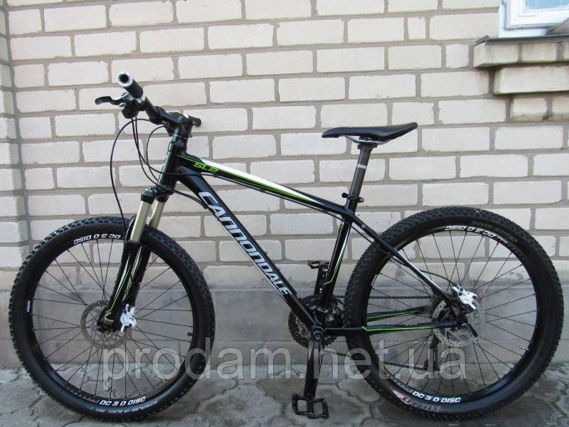 Велосипед Cannondale SL2
