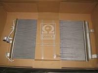 Конденсатор кондиционера HYUNDAI ELANTRA (XD) (00-) (пр-во Nissens), 94448