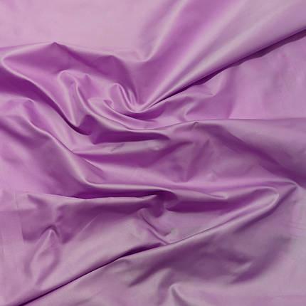 Плащевая ткань лаке сиреневая, фото 2