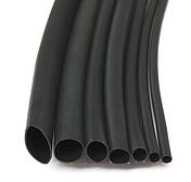 Термозбіжна трубка з клейовим шаром 3: 1 HST-AL-3-1 7,9 / 2,7, чорний, фото 3