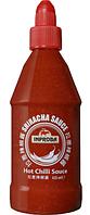 Соус гострий Hot chili Sriracha (Шрірача) INPROBA Нідерланди 435мг