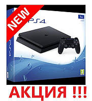 Sony PlayStation 4 Slim (PS4 Slim) 1TB + FIFA 19