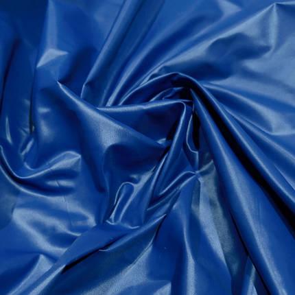 Плащевая ткань лаке синий электрик, фото 2