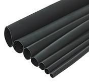 Термозбіжна трубка з клейовим шаром 3: 1 HST-AL-3-1 25,4 / 8,5, чорний, фото 3