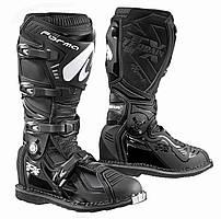 Мотоботы кроссовые Forma Terrain TX черные, 40