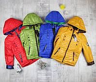Курточки дитячі, на весну для хлопчика Томас 2, фото 1