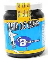 Чернила каракатицы натуральные  Tinta de Calamar Cebesa 500 г (Испания)