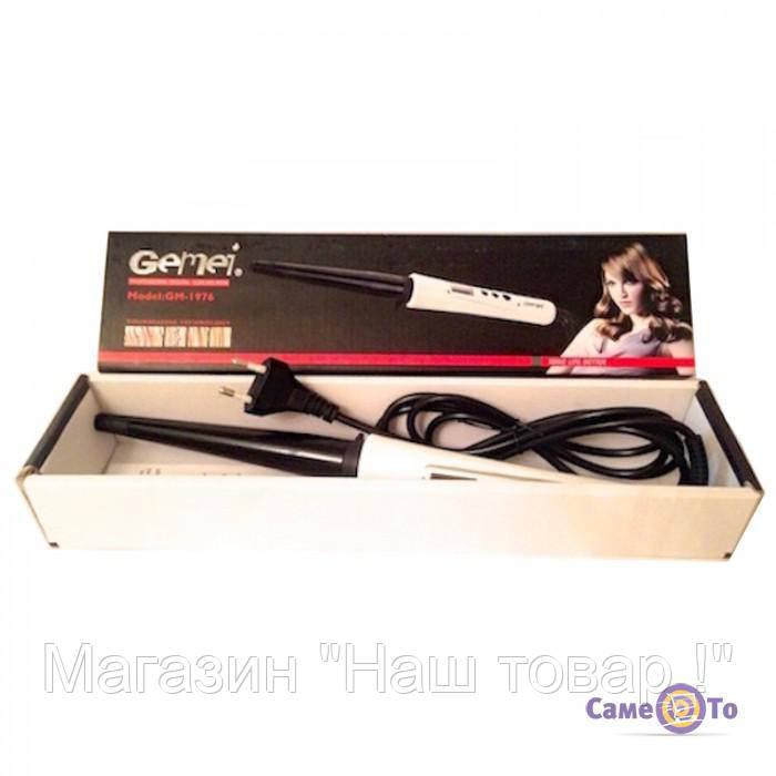 Плойка для волос GEMEI GM-1976!Товар дня