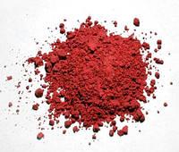 Пигмент красящий железоокисный для гипса и бетона КРАСНЫЙ
