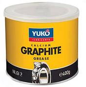 Смазка графитная (YUKOIL) (0,4кг/0,5л)