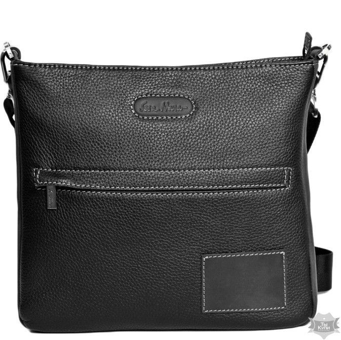 f45f82db0788 Мужская черная кожаная сумка-планшет Issa Hara «ORIGINAL MAN» В10 (11-